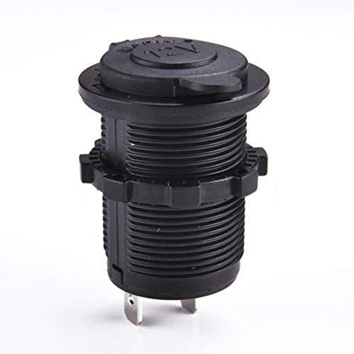 Preisvergleich Produktbild Universal 12V Auto Motorrad Sockel Auto Boot Motorrad Zigarettenanzünder Steckdose Wasserdicht