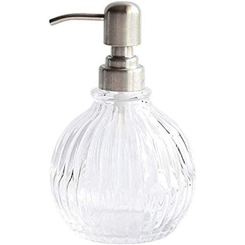 Zeep Glas Draagbare Zeepdispenser Fles Ontsmettingsmiddel Voor Huishoudelijk Gebruik Press Manos Shower Gel Shampoofles Lotion Storage