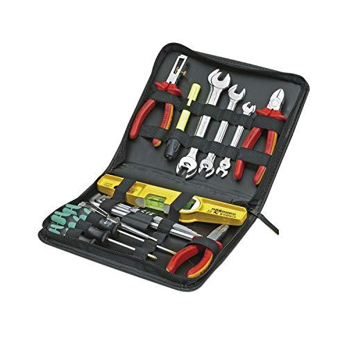 Parat 5650.030-061 Werkzeugmappe kompakt schwarz (Ohne Inhalt)