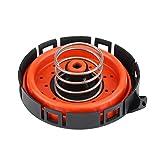 Ventilazione carter positivo per auto, tappo di scarico del motore per auto Valvola di sfiato positiva del carter valvola PCV 14506018001