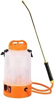 Garden Sprayer Pressure, Small Rechargeable Shoulder 360° Atomization/water Column Sprayer, Suitable For Garden Irrigation...