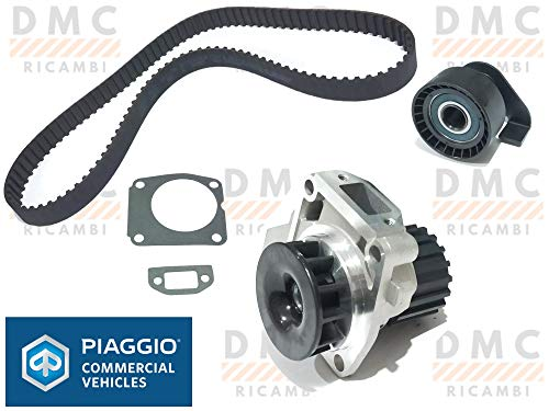 Complete set met waterpomp PIAGGIO PORTER 1200 1400 DIESEL - PIAGGIO QUARGO DIESEL
