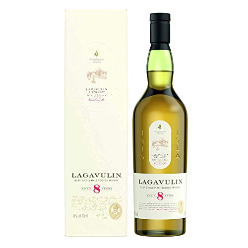 Lagavulin 8 Years Old Limited Edition mit Geschenkverpackung (1 x 0.7 l)
