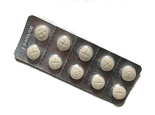 Vegetarian Rennet Tablets - Three 10 Tab Slips