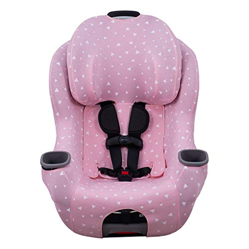 JANABEBE Funda compatible con Graco Extend2fit (Pink Sparkles)