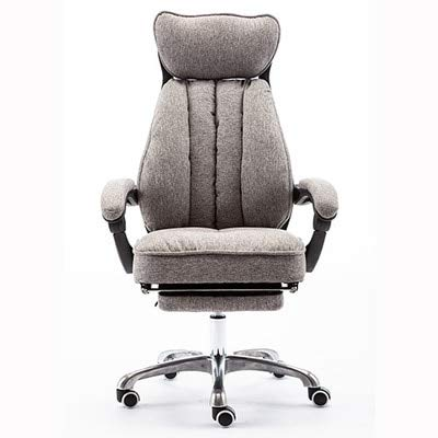 Swivel Chairs for desks,Genuine Leather Office Computer Chair Household Mesh Fabric Computer Chair Swivel Lift Gaming Chair Silla Oficina Silla Gamer,B4 Mesh