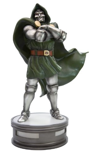 Kotobukiya Marvel Villains Series: Dr. Doom Fine Art Statue image