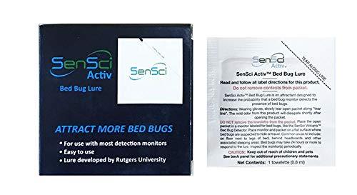 Sensci Activ Bed Bug Lure (12 Pack)