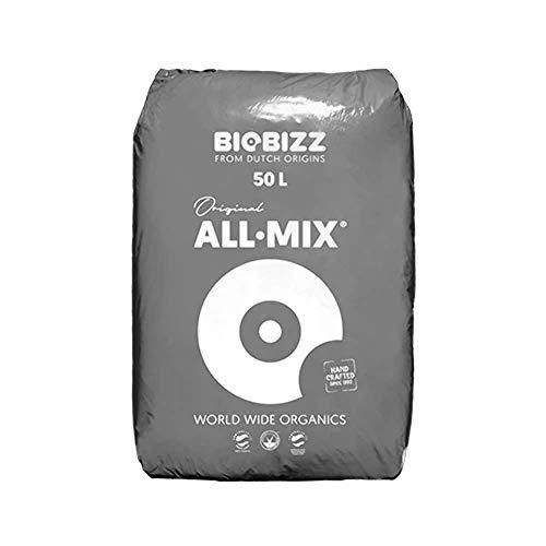 BioBizz All.Mix - Bolsa de mantillo, 50 l