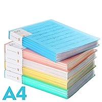 5個の拡張ファイルフォルダー、A4サイズフォルダーとストレージファイルのファイリング用のDocumentOrganiser