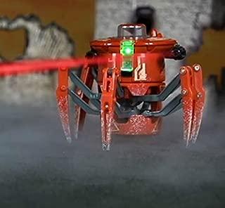 Hexbug Battle Ground Spider 1 PK Robot, Blue/Orange