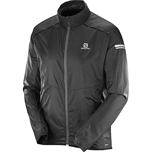 SALOMON Herren Fleecejacke Agile Fleece Jacket