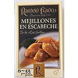 Ramón Franco - Mejillón GIGANTE 8/12 pzas - Pack 6 latas