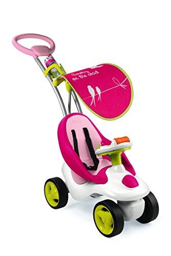 Smoby 413001 - Bubble Go Girl Rutscherfahrzeug