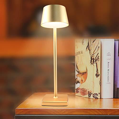 Lámpara de mesa de noche Lámpara de escritorio a prueba de agua...