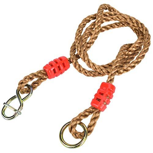 Cuerda de Columpio confiable y Segura, Cuerda de extensión, 5.9 pies para niños, Accesorios de Columpio para niños, Equipo de Entretenimiento, jardín al Aire Libre