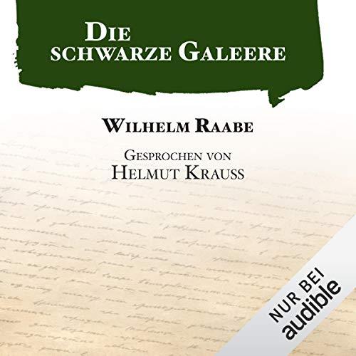 Page de couverture de Die schwarze Galeere
