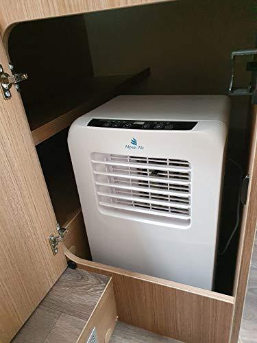 Eurom Wohnwagen Klimaanlage Air 7.2 Wohnmobil 7000 BTU Camping Reisemobil Caravan Camper