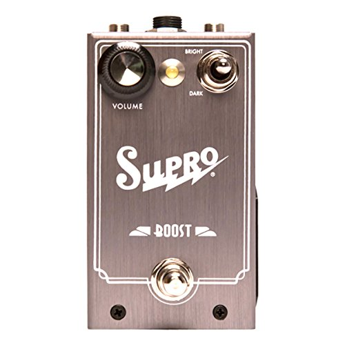 Supro 0181118090197 Pedal Effects