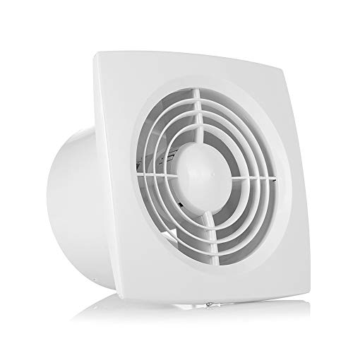 """HG Power 6\""""techo y soporte de pared silencio Extractor de ventilación ventiladores/baño ventilador 201 m³/h"""