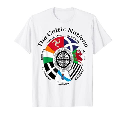 The Celtic nation art T-Shirt