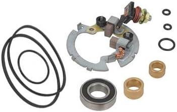 Honda 350 400 450 500  Rancher Foreman Rubicon Starter Brush Plate Rebuild Kit