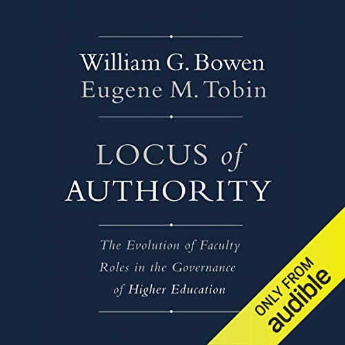 Locus of Authority cover art