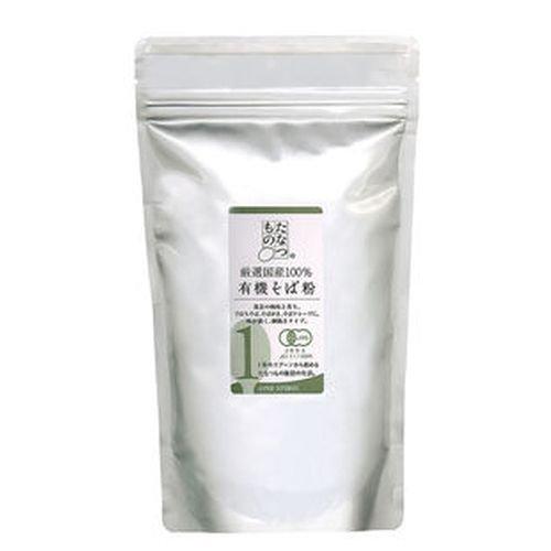 たなつもの 有機そば粉(細挽き) (300g) 【GNS】