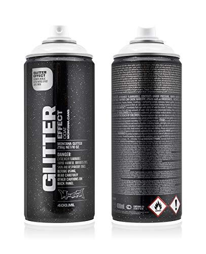 Montana Cans Montana Effect 400 ml Color, Glitter Coat Spray Paint