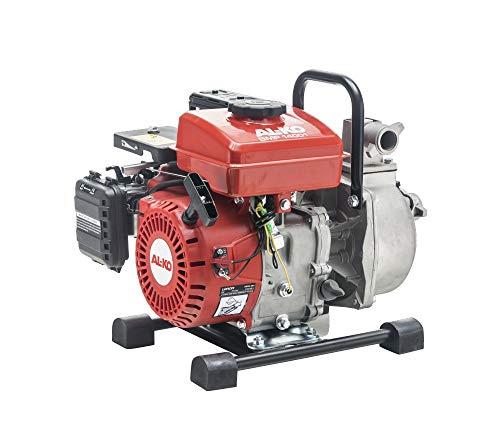 AL-KO Benzinmotorpumpe 14001, 1.7 kW Motorleistung, 12.000 l/h max. Förderleistung, stromunabhängig Wasser pumpen