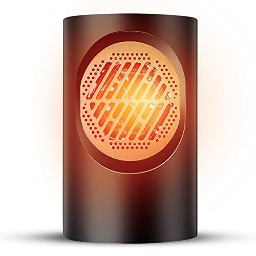 Joyhoop Mini Calefactor portátil, Calefacción 2S y Protección contra Sobrecalentamiento, Calefactor de Aire Caliente para Hogar Oficina Habitación (≤40 Decibel).