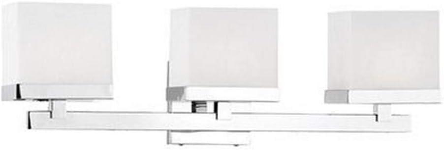 Kuzco Lighting Mesa Mall 701103 Three Ranking TOP19 Light Vanity Bath Chrome Finish wit