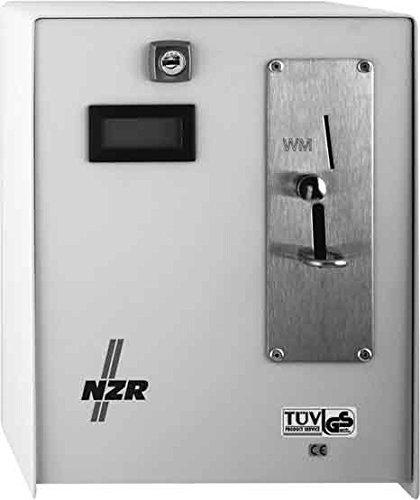NZR Münzzähler ZMZ 0215 Std.Wertm. elektronisch Münzautomat 4048652005246