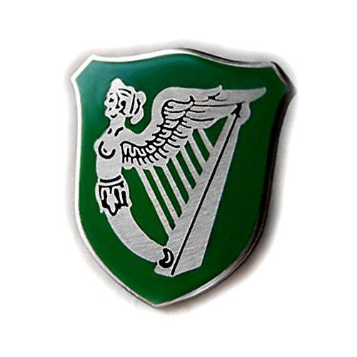 Venicebee Ireland Green Flag Harp Winged Buy Online In Saint Lucia At Desertcart