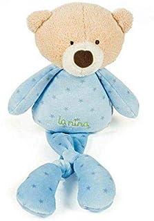La Nina 60429 lek- och gymnastikmattor, blå, 37 cm