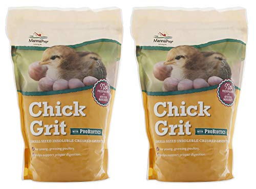 Manna Pro Chick Grit, 5 lb (2 Pack)