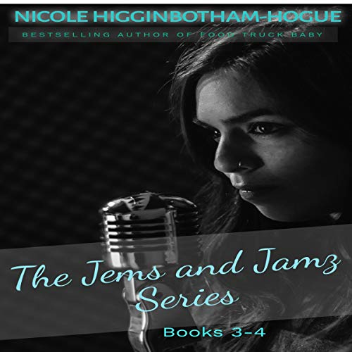 To the Beat of Their Own Drum/Finding a Voice (Jems and Jamz, Books 3-4) cover art