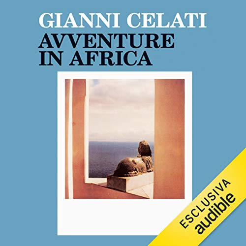 Avventure in Africa copertina