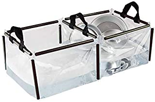 Coleman Folding Double Wash Basin