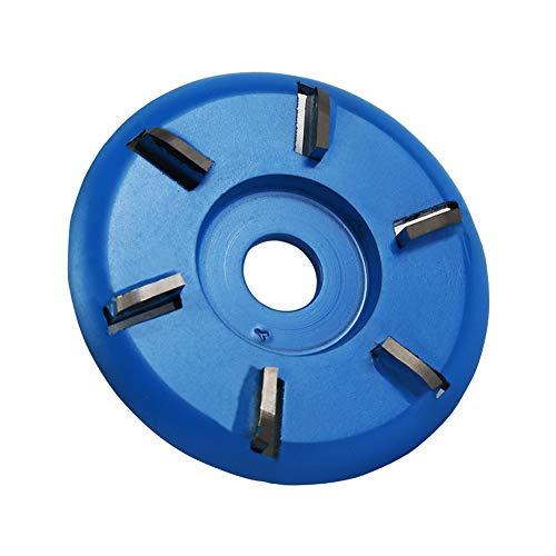 Holz Turbo Carving Disc Tool Fräser Werkzeuge für Winkelschleifer Turboplane Frässcheibe für 16mm Blende Winkelschleifer