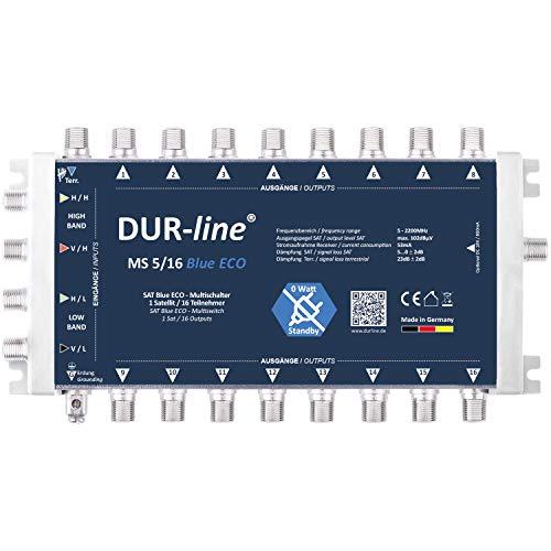 Dura-Sat GmbH & Co.Kg. -  Dur-line Ms 5/16