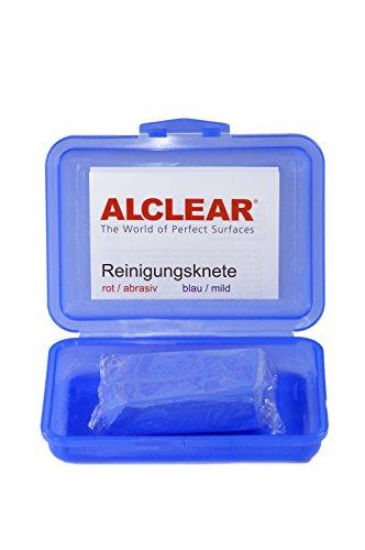ALCLEAR 721B Reinigungsknete Auto Lackreinigung Clay bar blau 200g