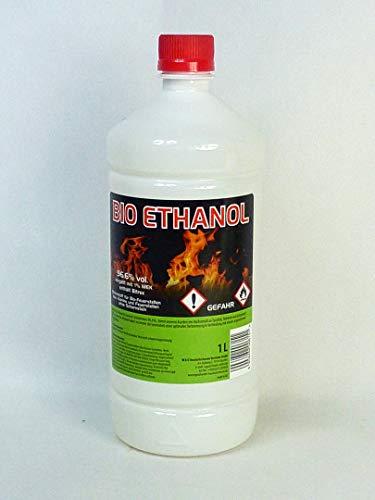 1 Liter Bio Ethanol 96,6{0e169c607a83dfd1c29489016f23601b115484972e46290e355f98484500d0fb}, Brennstoff für Bio-Feuerstellen, Desinfektion, Desinfizieren