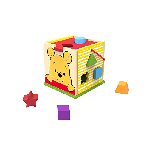 Disney Cube Winnie avec Blocs, BMX014