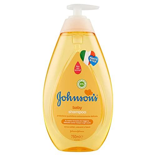 baby shampoo 750 ml
