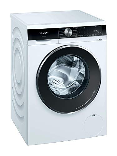 Siemens WN44G240 iQ500 Waschtrockner / 9/6kg / E / 1400 U/min / AntiFlecken-System / speedPack L Wash & Dry / Outdoor-Imprägnieren-Programm