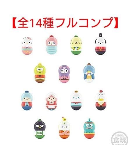 クーナッツ サンリオキャラクターズ なかよしワールド 全14種セット(フルコンプ)※BOX販売ではありません。