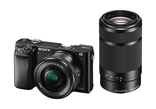 SONY Alpha A6000 Mirrorless Camera