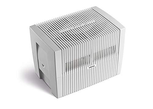 Laveur d'Air Venta Original LW45, Humidificateur d'air, pour pièces jusqu'à 55m², utilisation simple, blanc