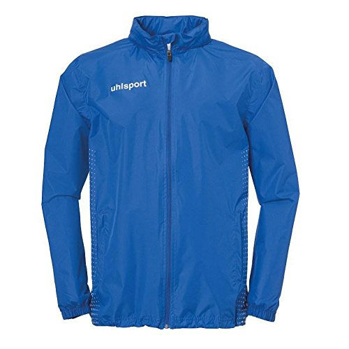 uhlsport Erwachsene Score Regenjacke T-Shirts, azurblau/Weiß, XXL